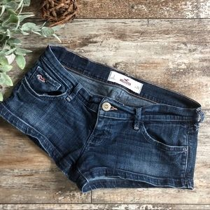 Hollister | Denim Short Short